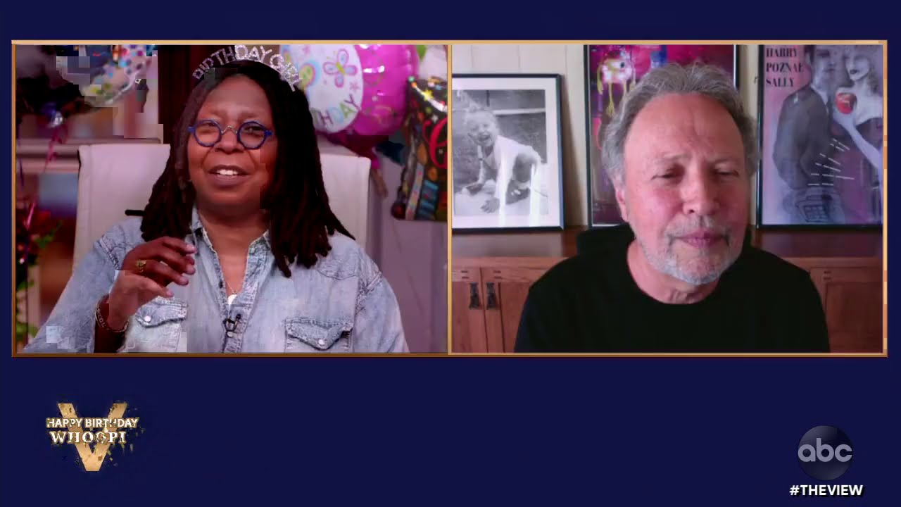 """Billy Crystal Discusses His New Movie """"Standing Up Falling Down"""" 