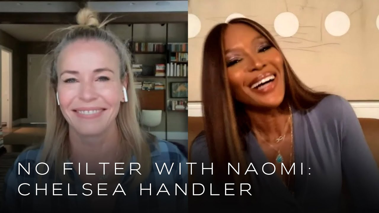 Chelsea Handler on the 2020 Election and evolving her career   No Filter with Naomi