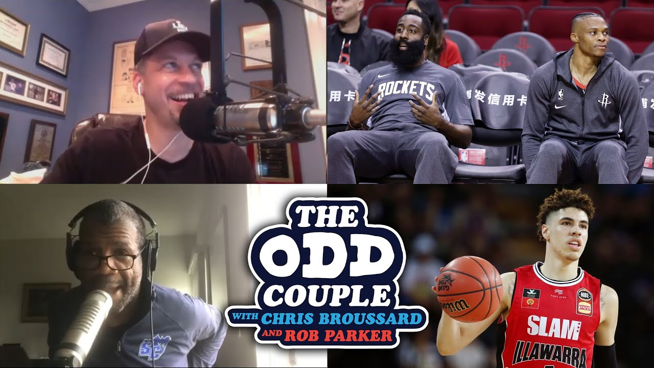 Chris Broussard & Rob Parker - Rockets Won't Be Bullied By Players Wanting Out and NBA Draft Preview