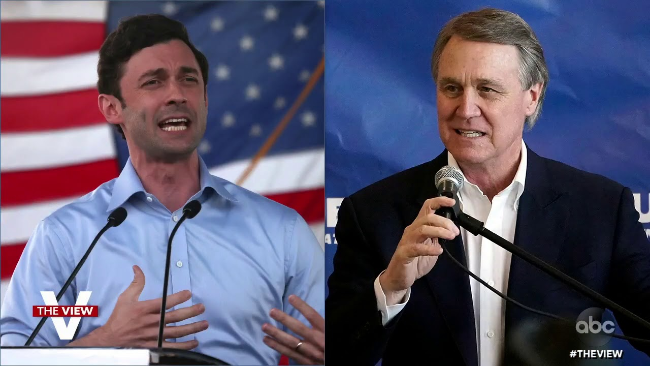 Democratic Senate Nominee Jon Osoff Discusses Georgia Becoming a Key Battleground State   The View