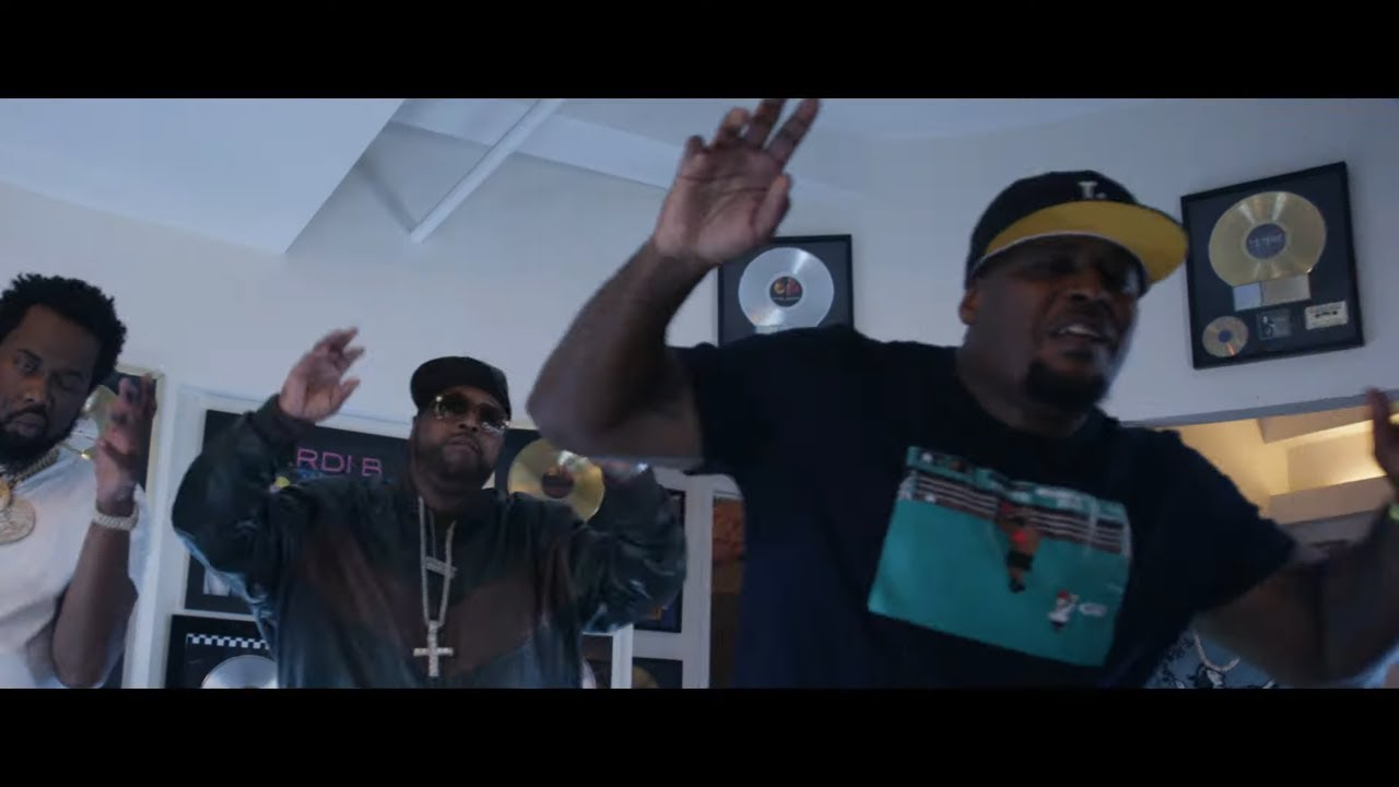 DJ Kayslay - Where Is The Love ft. Conway, Sheek Louch, Jhonni Blaze [Official Video]