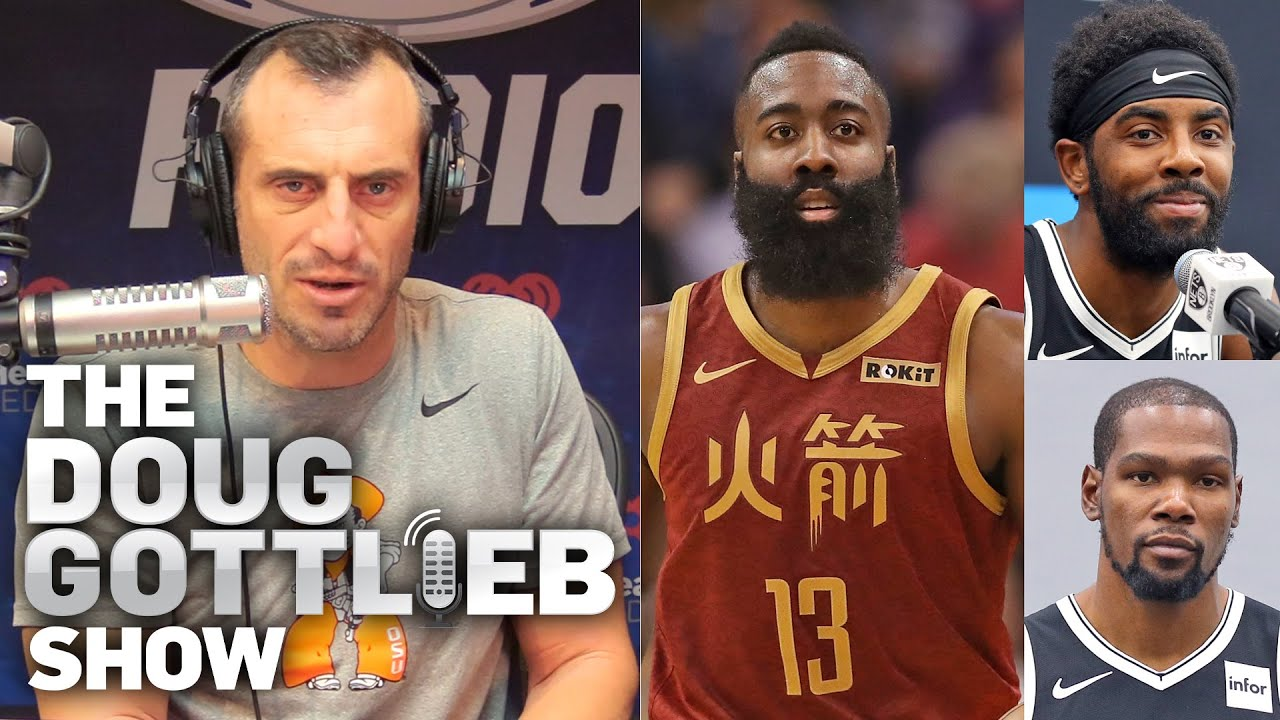 Doug Gottlieb - James Harden to Brooklyn Would Be a Beautiful Disaster