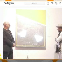Famous artist goes viral for buying art from unemployed artists