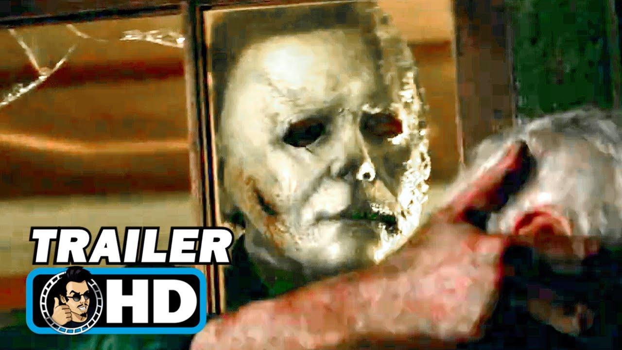 HALLOWEEN KILLS Teaser Trailer #2   NEW (2021) Jamie Lee Curtis