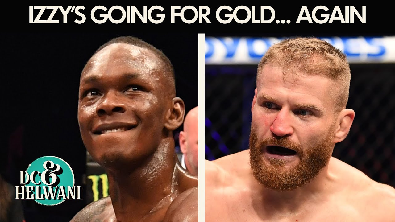 How does Israel Adesanya vs. Jan Blachowicz impact Jon Jones?   DC & Helwani   ESPN MMA