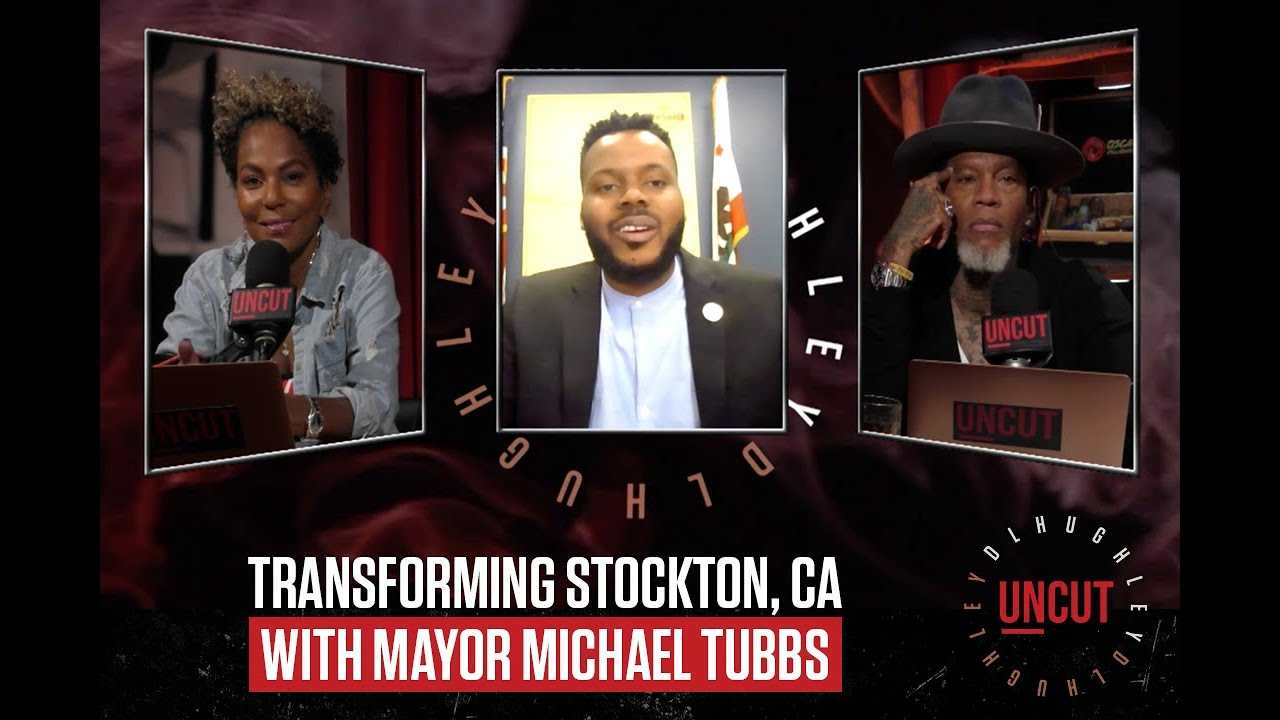 How Mayor Michael Tubbs Transformed Stockton, California | DL Uncut | LOL Network
