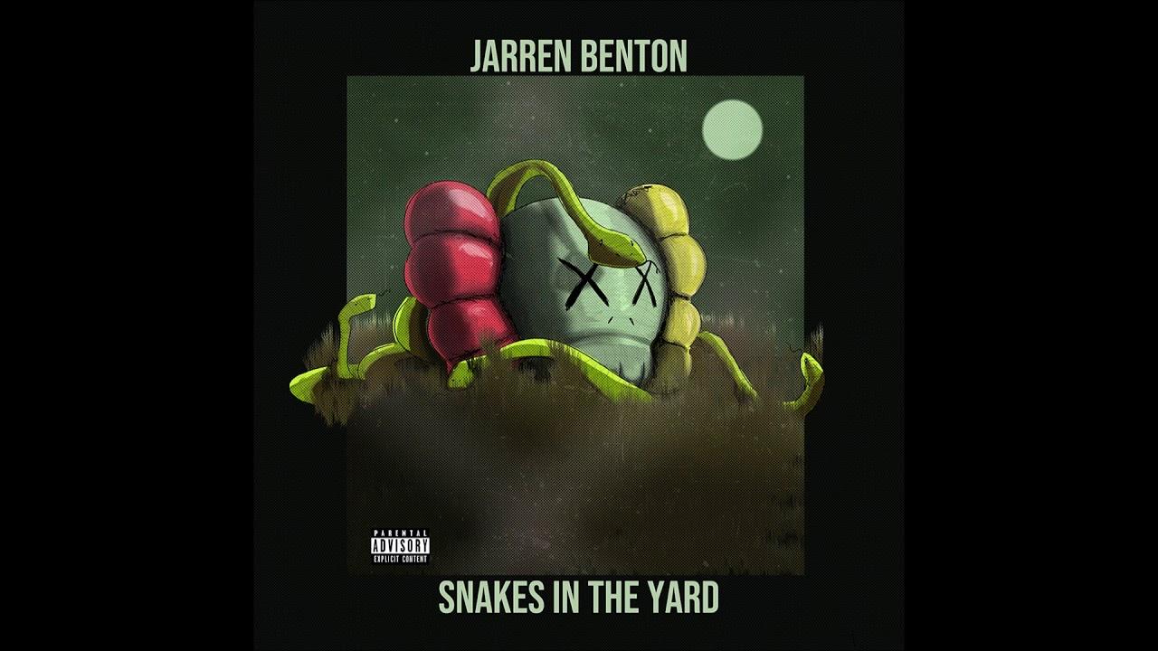"""Jarren Benton - """"Snakes In The Yard"""" OFFICIAL VERSION"""