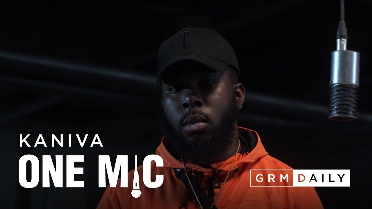 Kaniva - One Mic Freestyle | GRM Daily