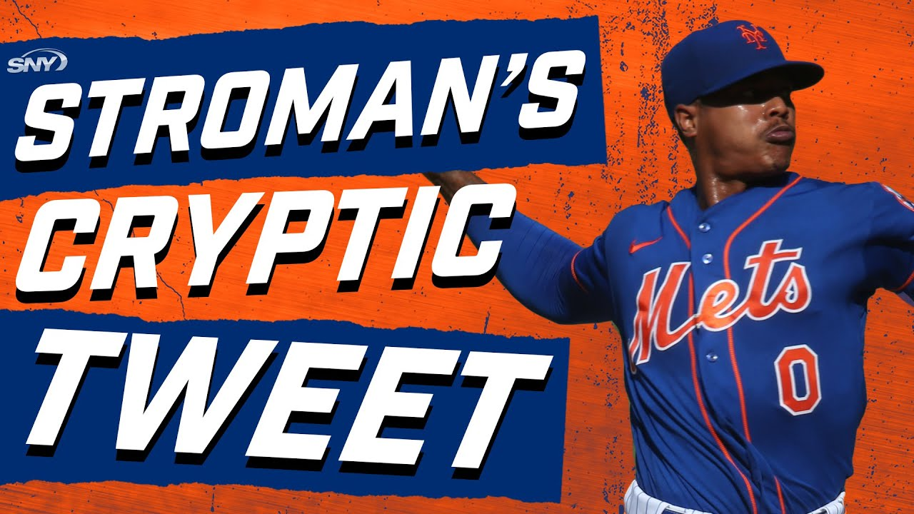 Looking into the future for Marcus Stroman as a Met | Baseball Night in New York | SNY