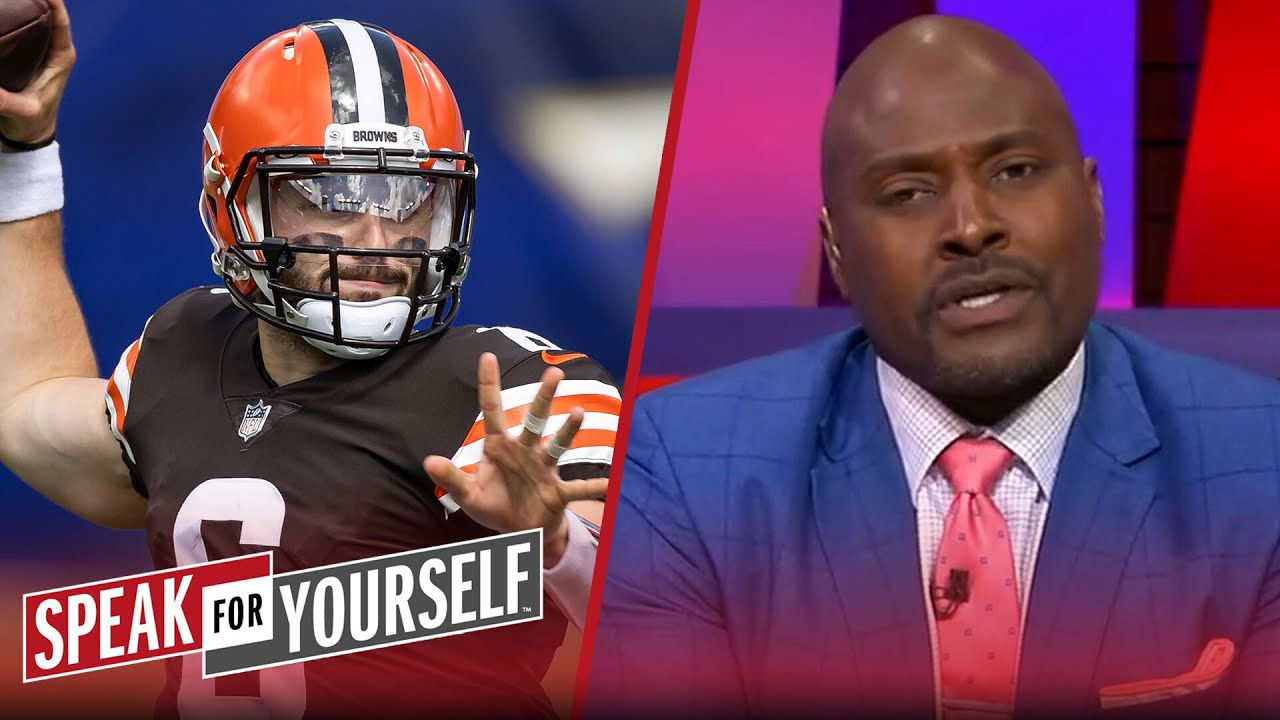 Marcellus Wiley strongly disagrees Baker is better off without Odell | NFL | SPEAK FOR YOURSELF