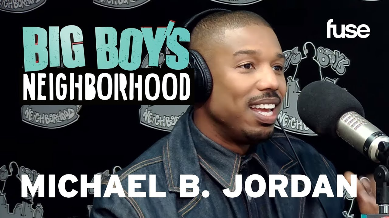 "Michael B. Jordan and Jamie Foxx on their Emotional Connection to ""Just Mercy"" 