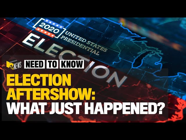Need to Know Election Aftershow: What Just Happened?