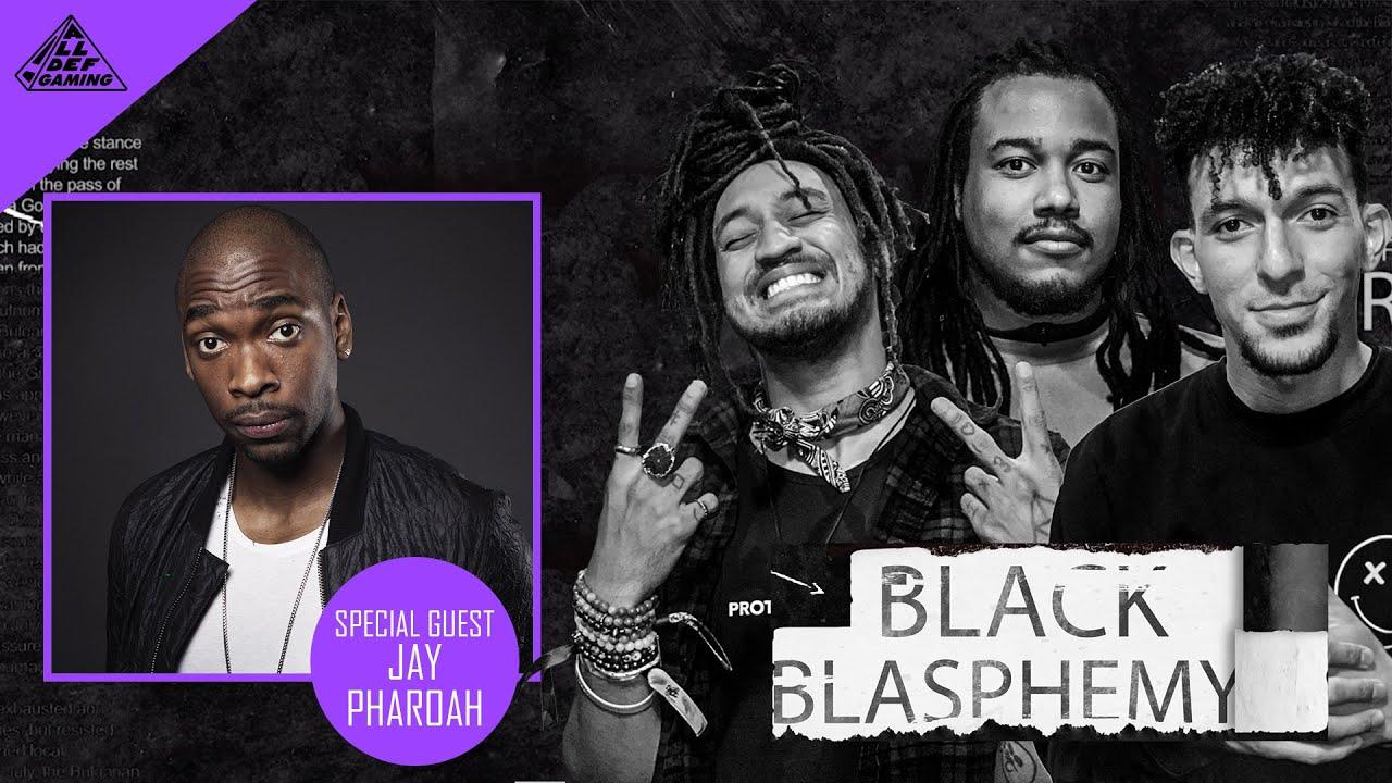 Pumpkin Pie is the Best Pie at Thanksgiving   Black Blasphemy   Ep 25 (feat. Jay Pharoah)   All Def