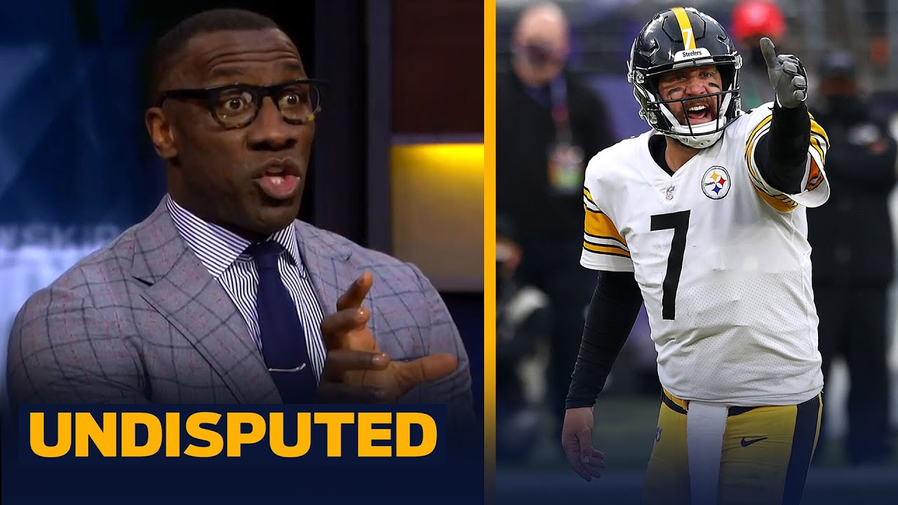 Skip & Shannon on whether Tom Brady or Big Ben has an easier path to championship   NFL   UNDISPUTED