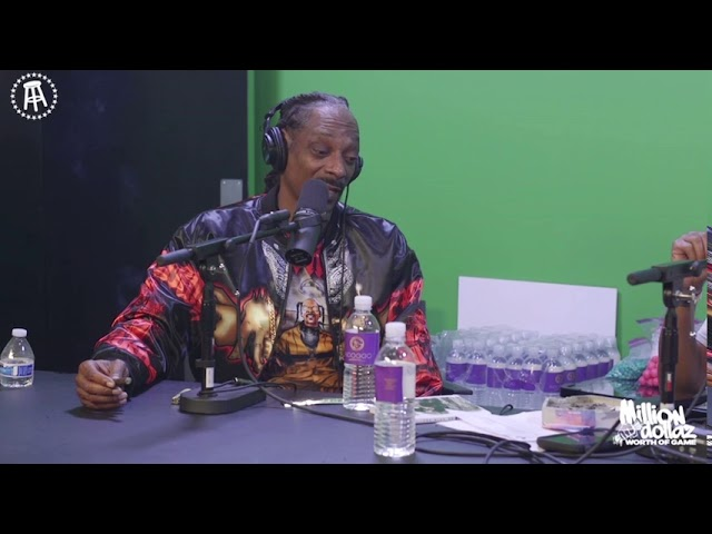 Snoop Dogg Says Tupac Changed The Way Death Row Worked