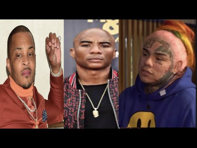 T.I. named in FEDERAL cryptocurrency fraud~69's Tell All interview+Charlamange's New Podcast network