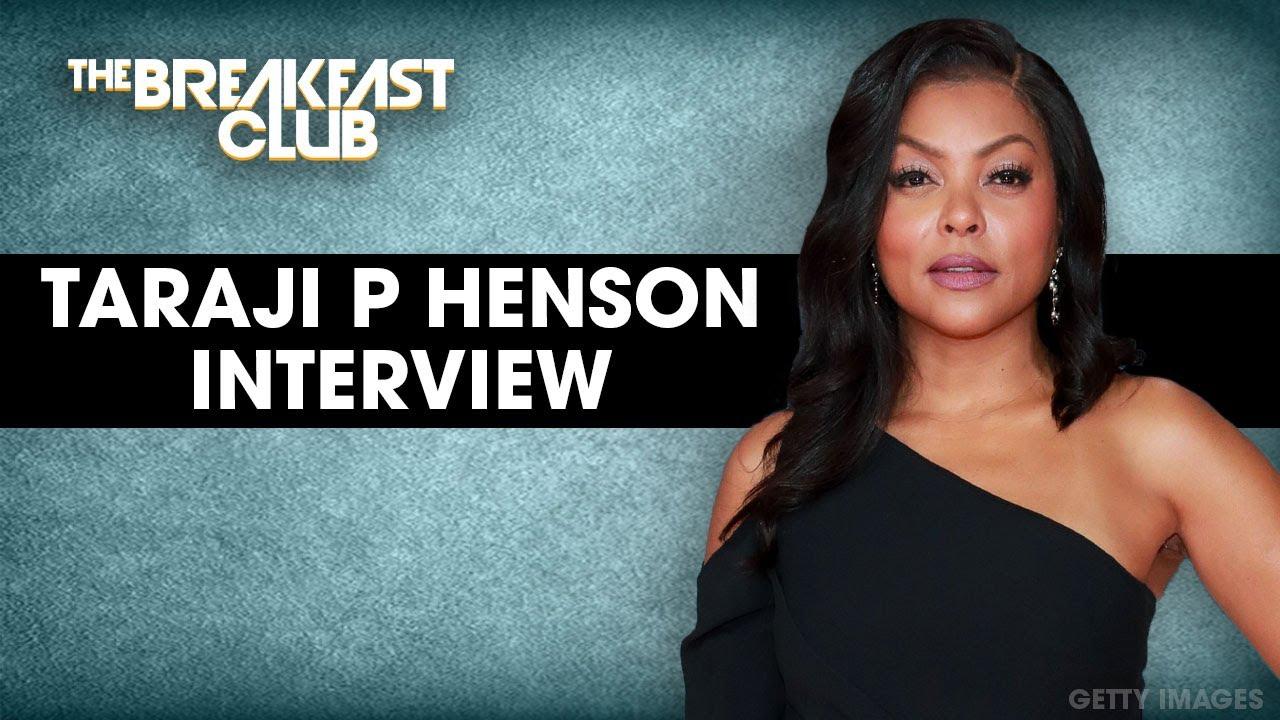 Taraji P Henson, Jay Barnett + Trace Jade On Healing Through Therapy, New Talk Show + More