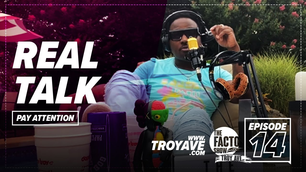 """THE FACTO SHOW (CLIPS) """"Real Talk Pay Attention"""" Episode 14"""