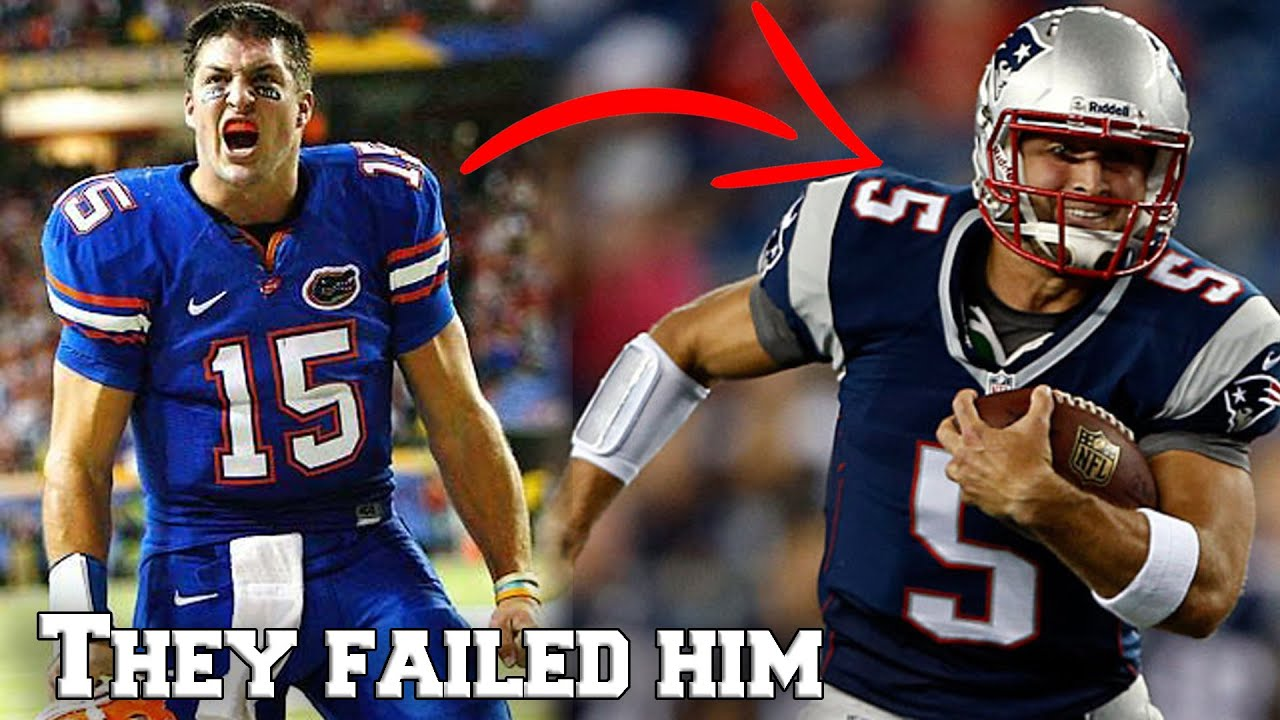 The Rise and Fall of Tim Tebow