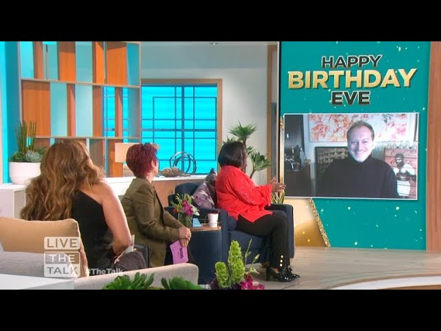 The Talk - Eve's Husband, Maximillion Cooper Shares Birthday Wishes to Wife, 'I love you so much'