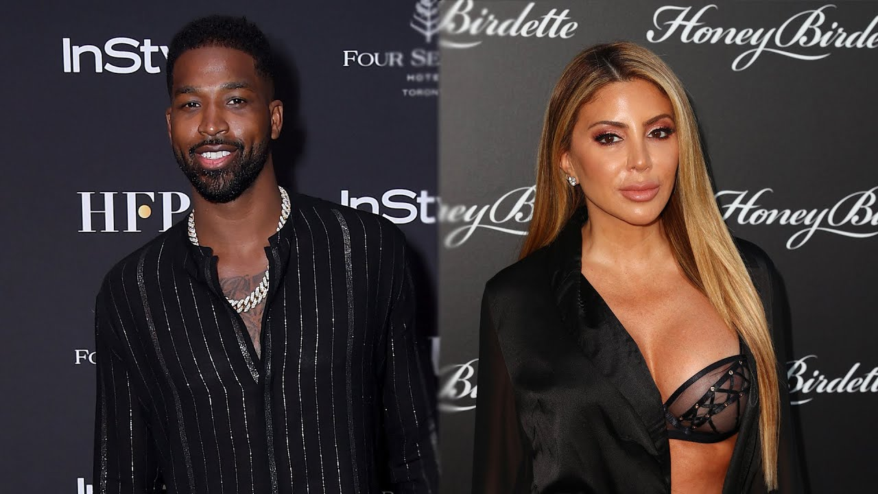 Tristan Thompson Blasted For Hooking Up With Scottie Pippen's Ex Wife Larsa Before They Broke Up