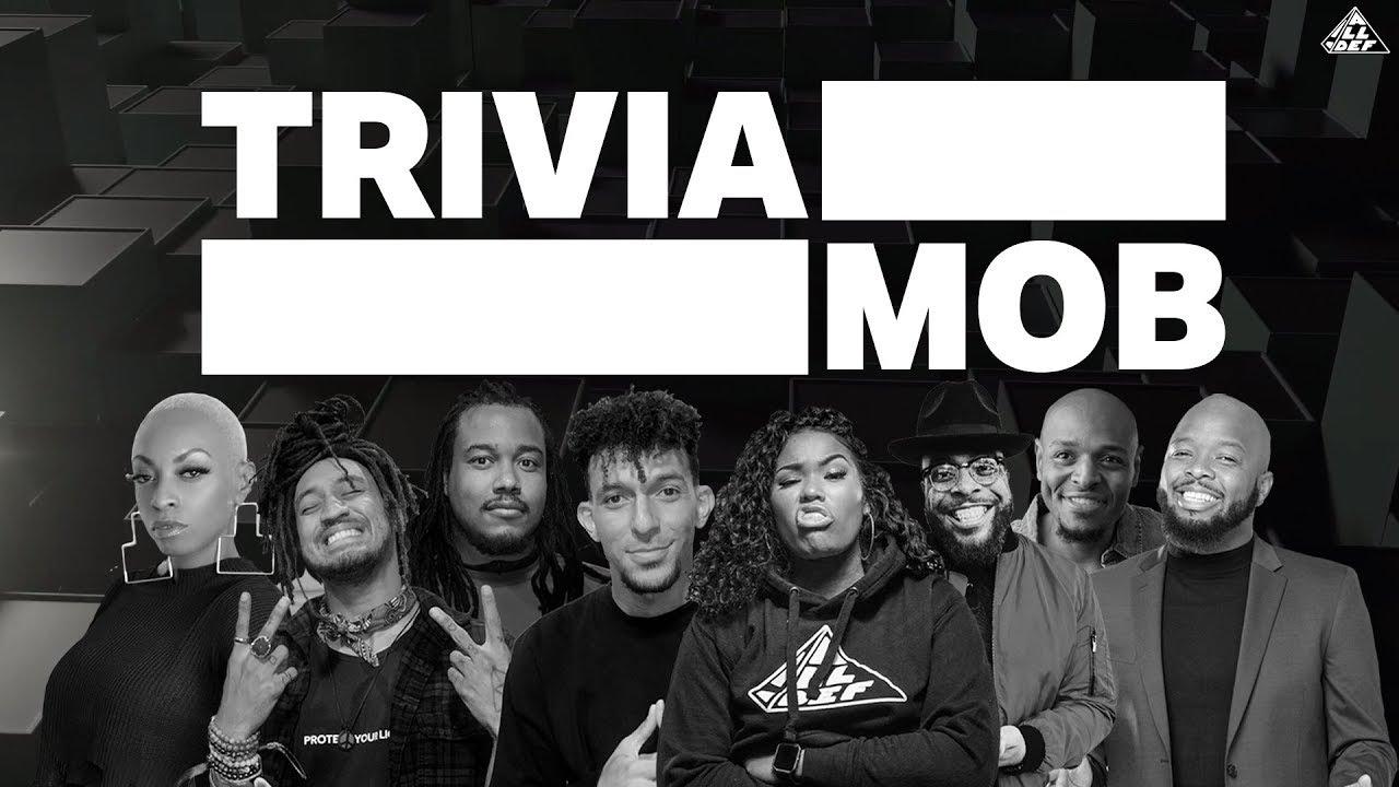 TriviaMob | Tahir Moore vs Slink Johnson | All Def