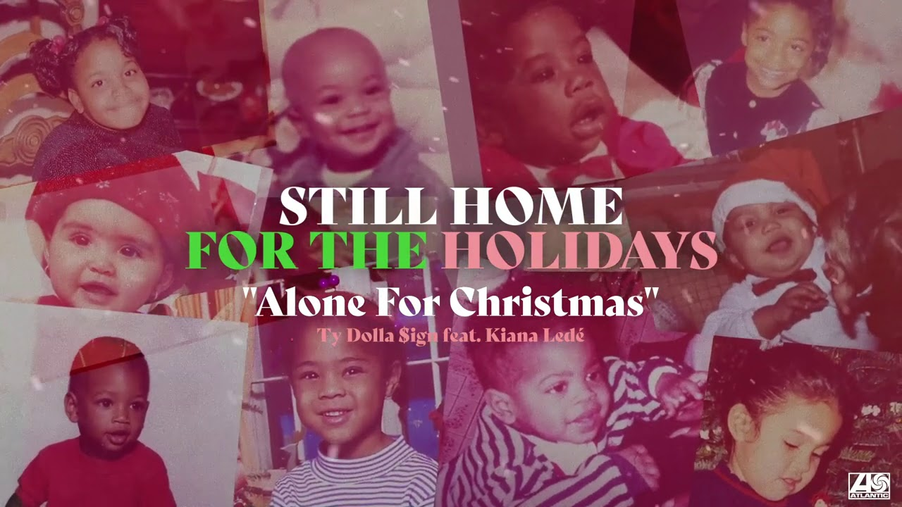 Ty Dolla $ign (feat. Kiana Ledé) - Alone For Christmas [Official Audio]
