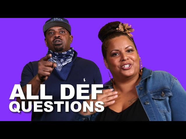 What's the wildest drug you've ever tried? | All Def Questions | All Def