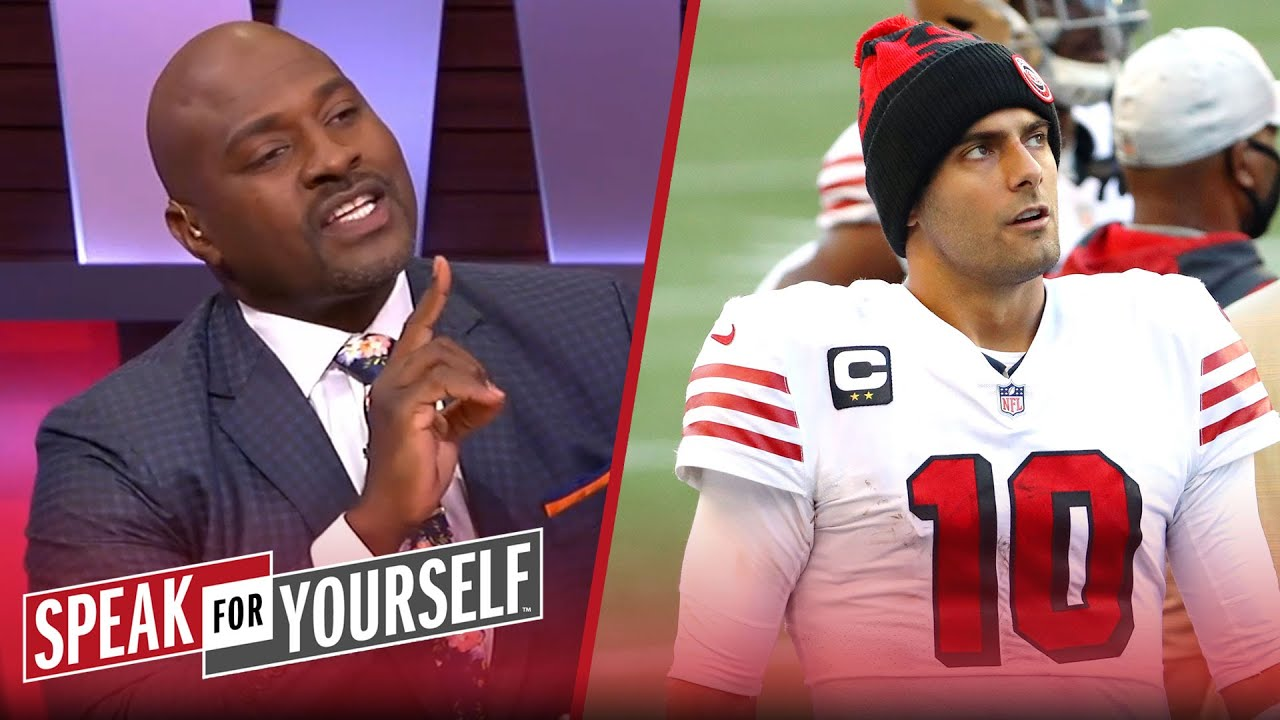 Wiley & Acho disagree on whether the 49ers should move on from Jimmy G | NFL | SPEAK FOR YOURSELF