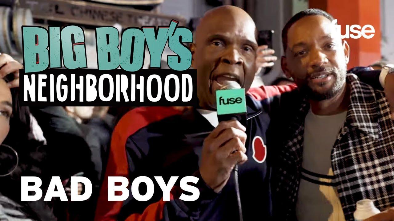 Will Smith & Martin Lawrence Talk the 25 Year Legacy of 'Bad Boys'   Big Boy x Fuse