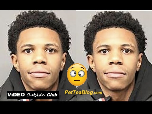 A Boogie Arrested at his Home Day after Birthday Party Shooting but .. (Video)