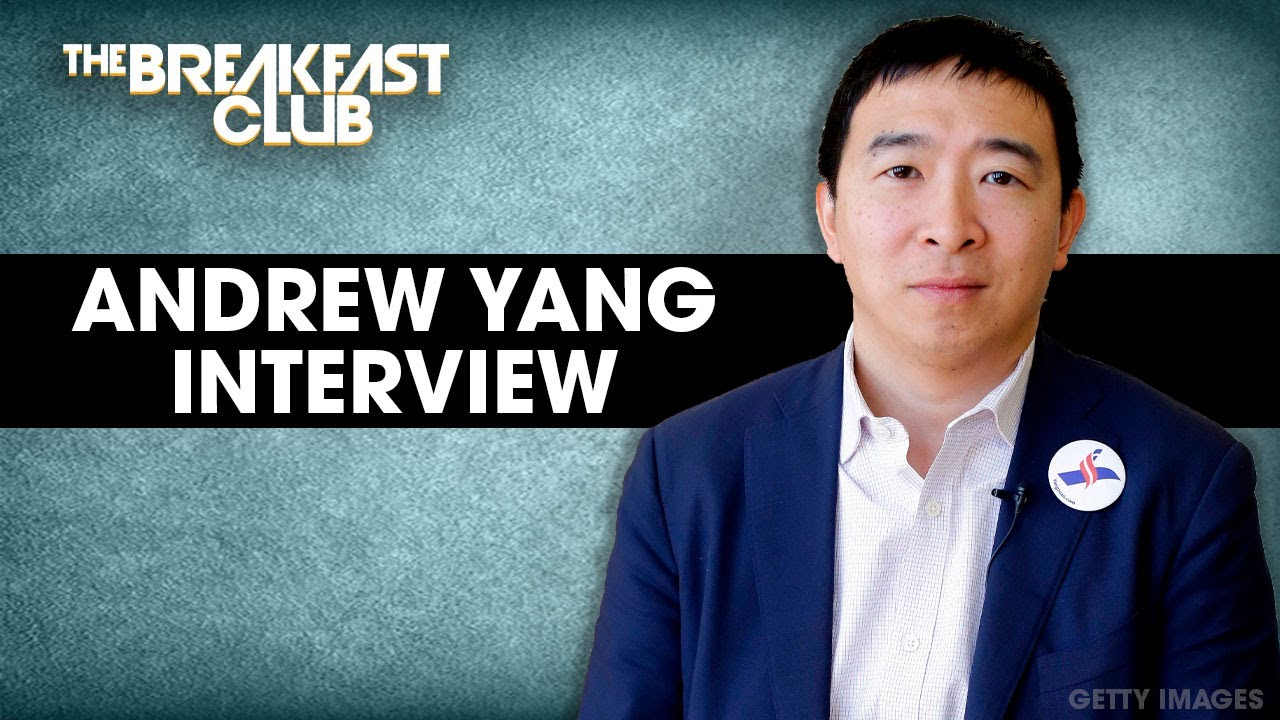 Andrew Yang Breaks Down Senate Majority Race, Political Messaging + His Future In Government