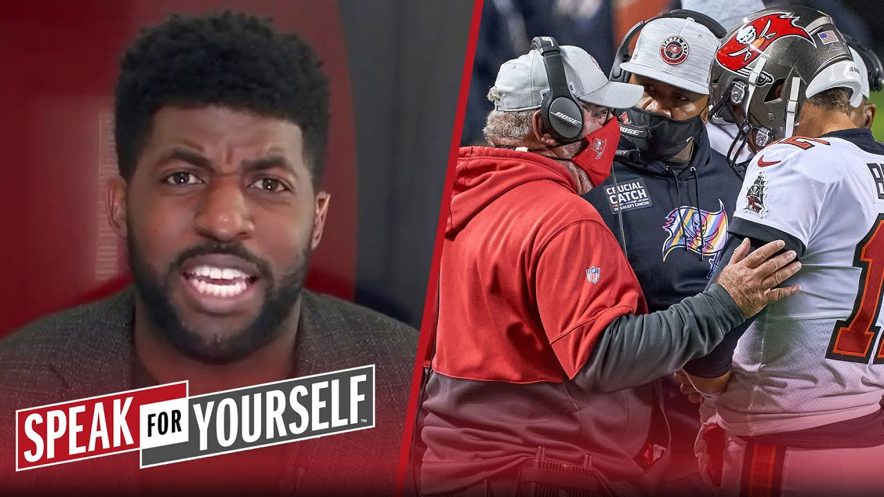 Arians' Brady remarks have been so fickle, he now seems insincere — Acho | NFL | SPEAK FOR YOURSELF