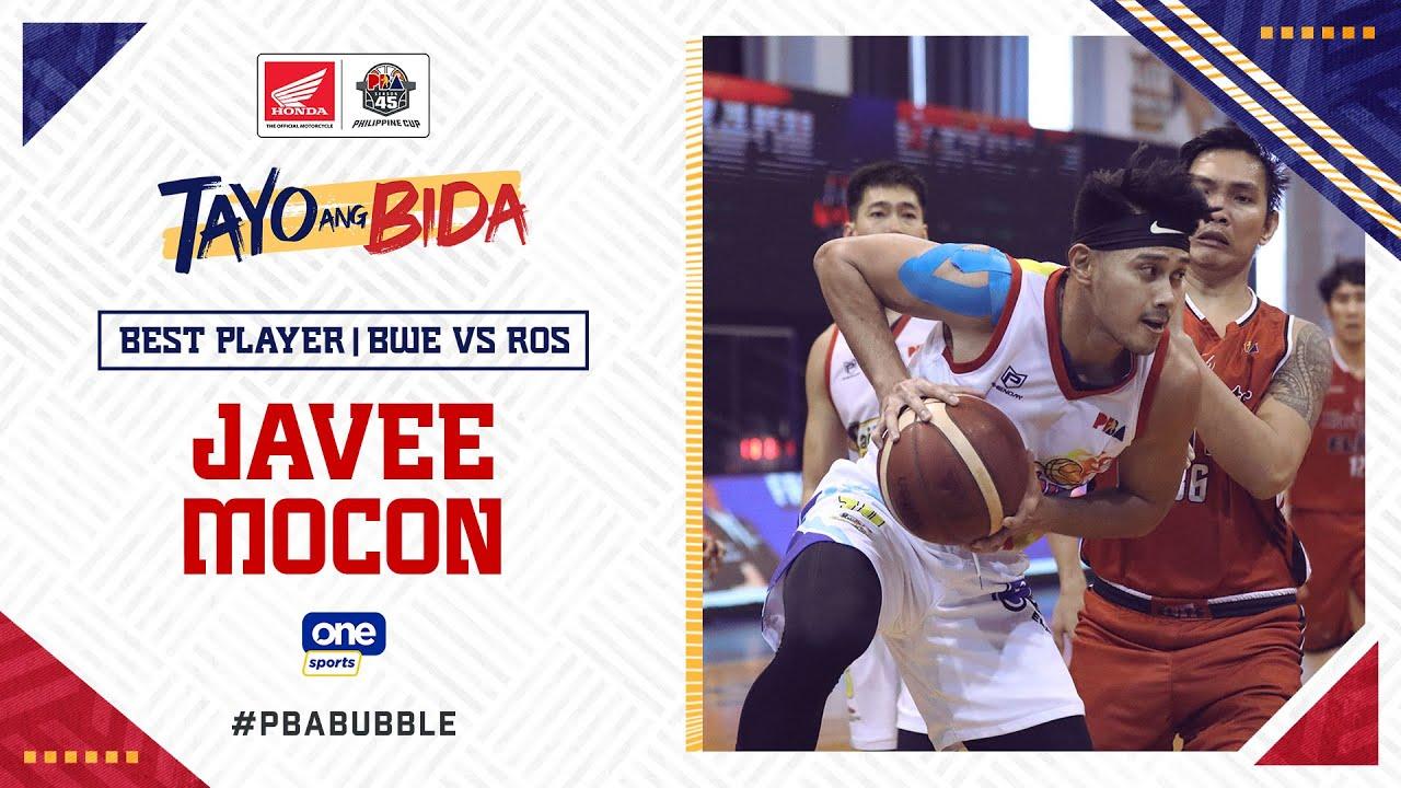 Best Player: Javee Mocon | PBA Philippine Cup 2020