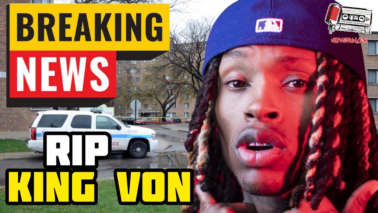 BREAKING: Chicago Rapper King Von killed in Atlanta Today!!