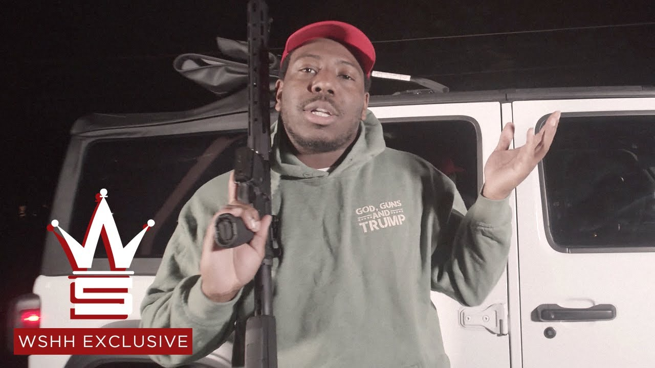 """Bryson Gray - """"Hate Speech"""" (Official Music Video - WSHH Exclusive)"""