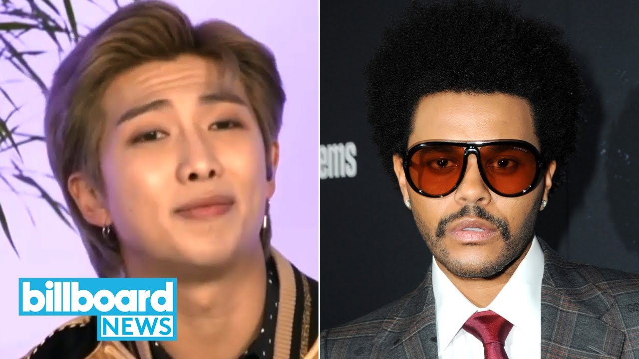 """BTS Reacts to Grammy Nomination, The Weeknd's Calls Grammys """"Corrupt"""" and More 
