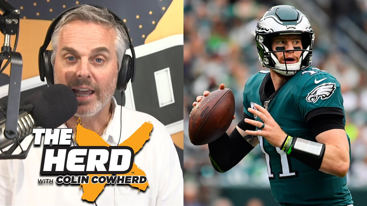 Colin Cowherd & Rob Parker Talk Tom Brady, Carson Wentz and the Lakers