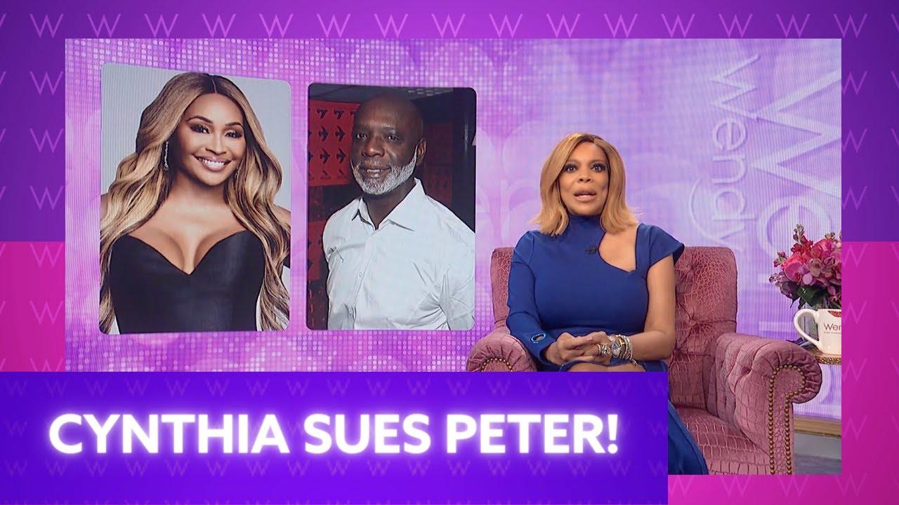 Cynthia Bailey Sues Peter Thomas for $170K!