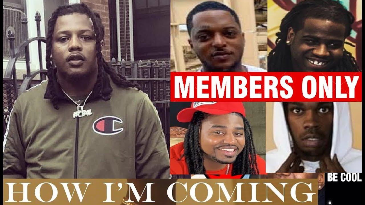 FBG Duck Members Only: They Making Duck Look Bad Ft. Rooga, Fyndee Boyy, FBG Cash, Billionaire Black