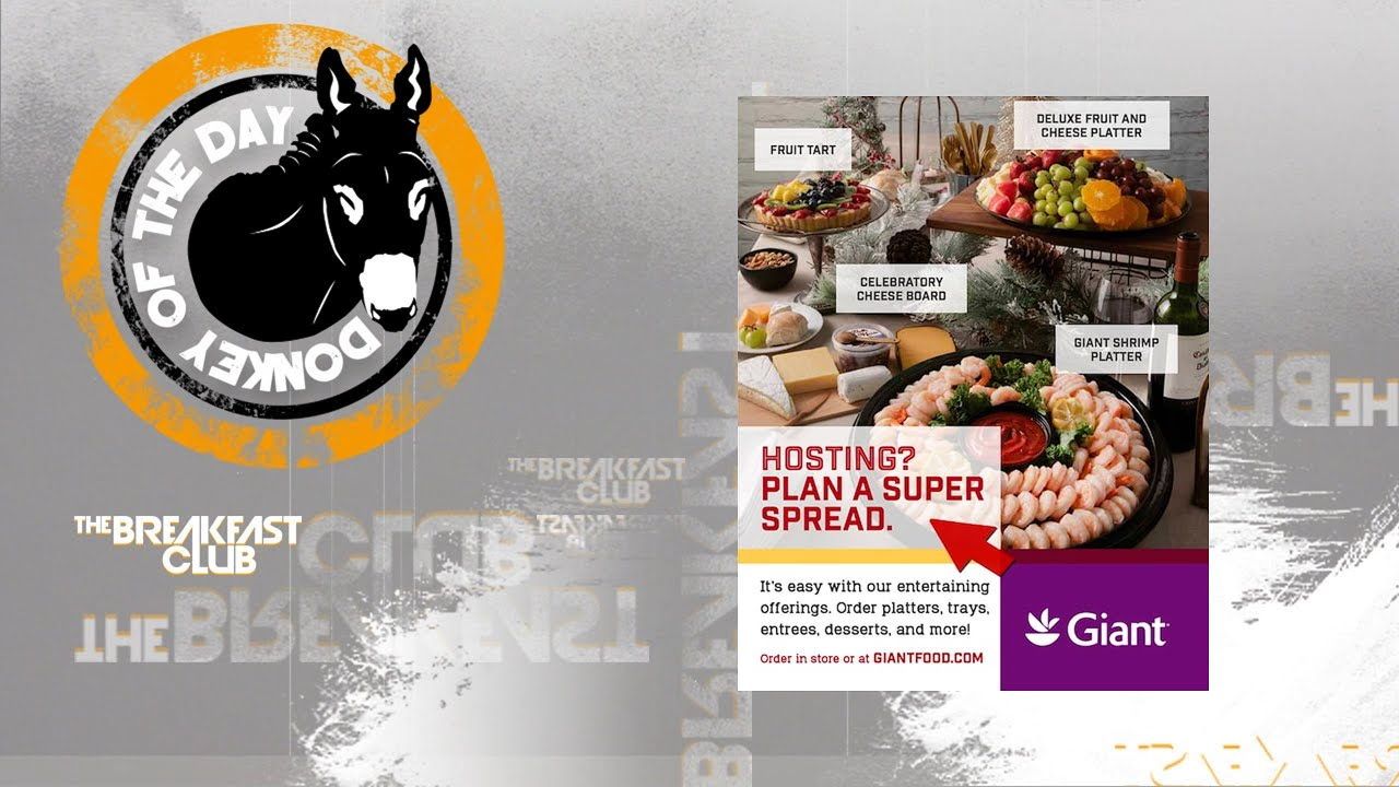 """""""Hosting? Plan A Super Spread"""" Giant Food Stores Apologize For Tone-Deaf Ad"""