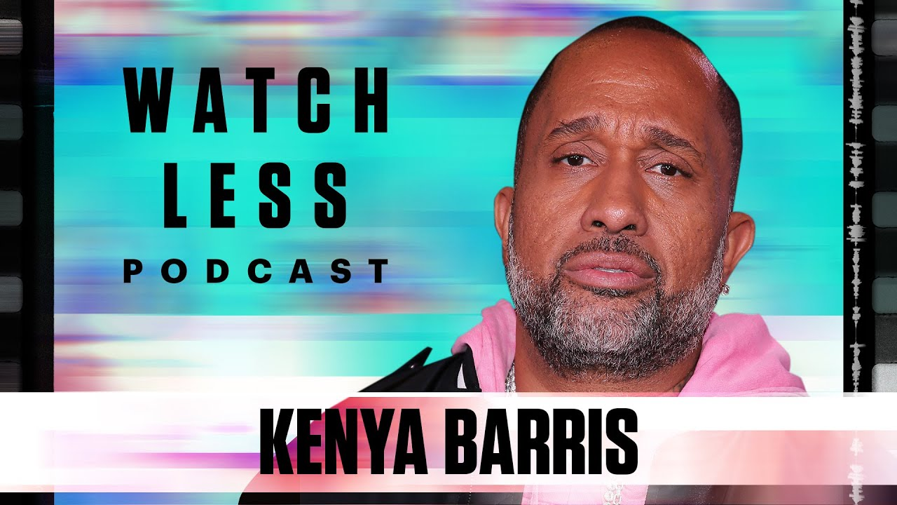 Kenya Barris On Working With Kid Cudi, Coming 2 America, and the Genesis of '#blackAF' | Watch Less
