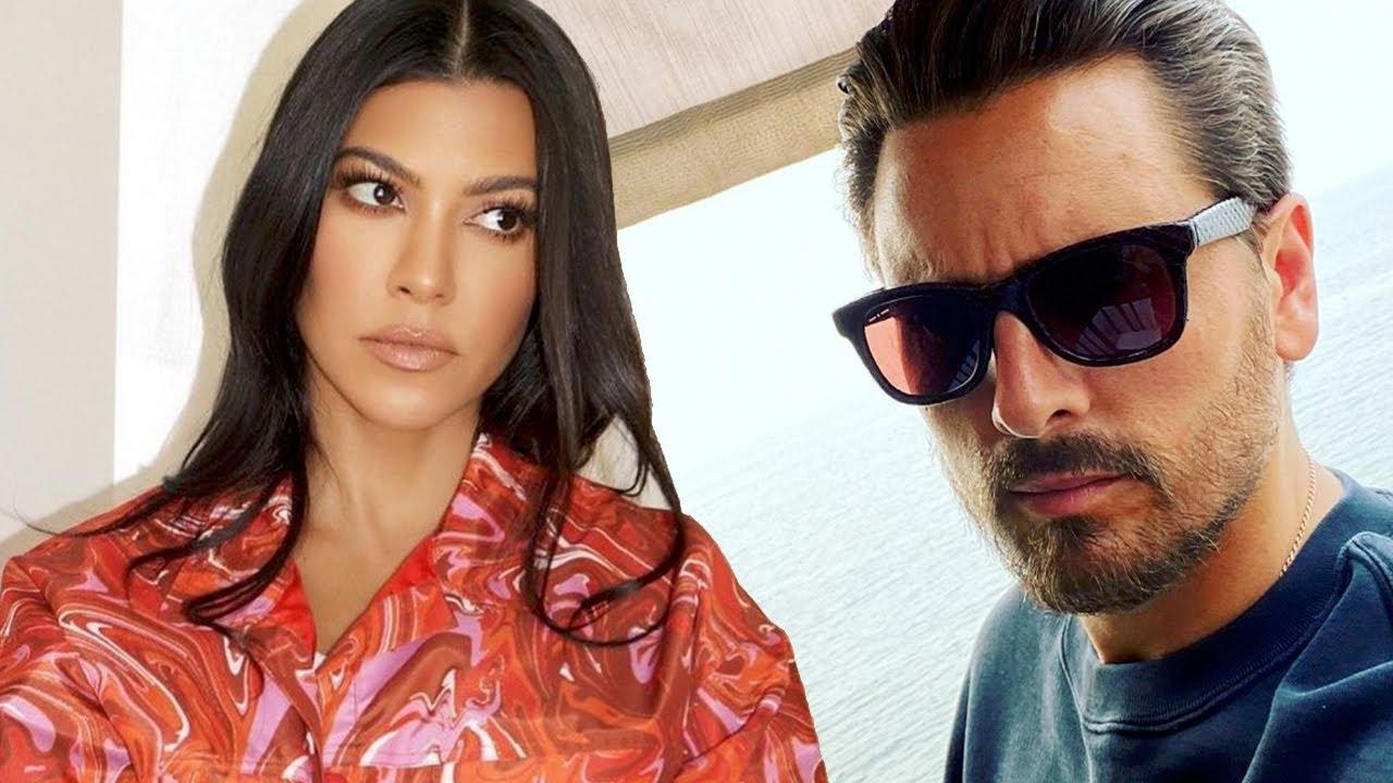 Kourtney Kardashian Approves Scott Disick's 'WEIRD' Relationship with Amelia Hamlin!