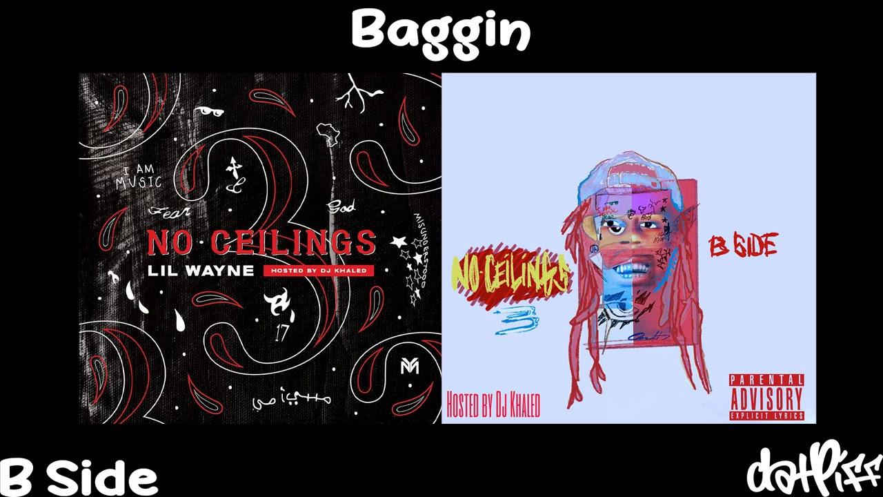 Lil Wayne - Baggin | No Ceilings 3 B Side (Official Audio)