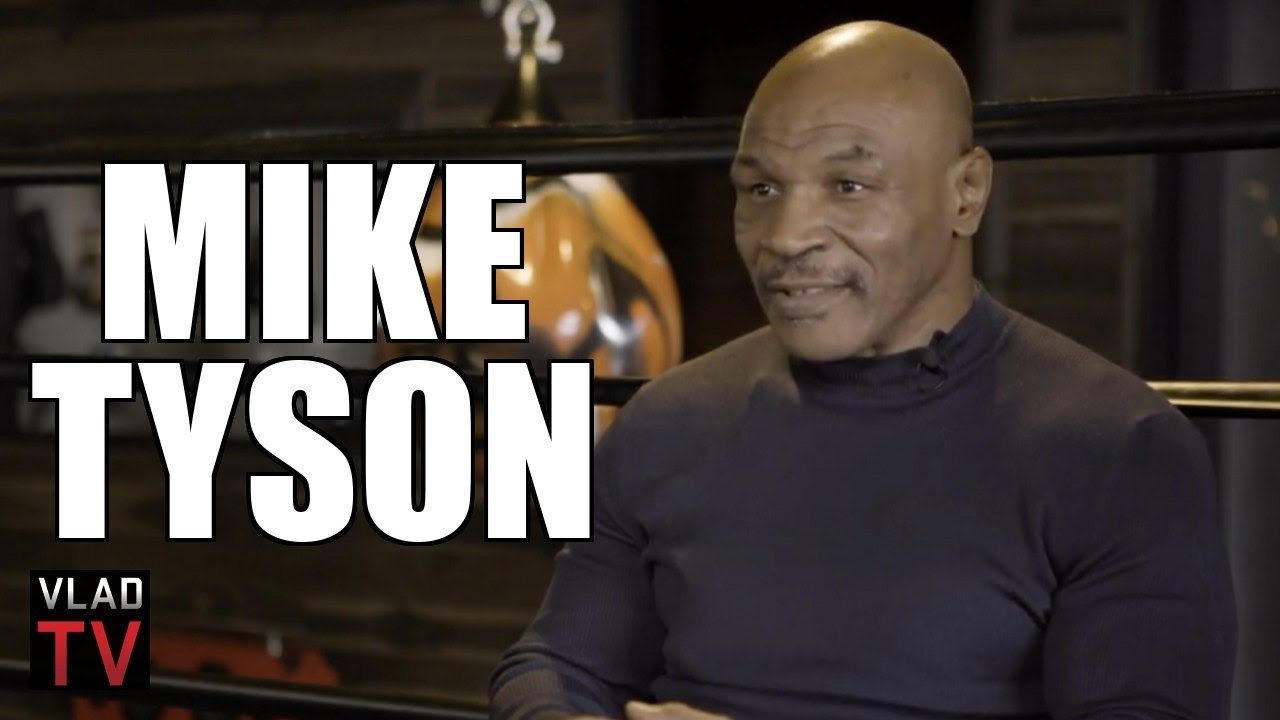 """Mike Tyson on Saying: """"The More I'm in the House of God, the More I See the Devil"""" (Part 22)"""