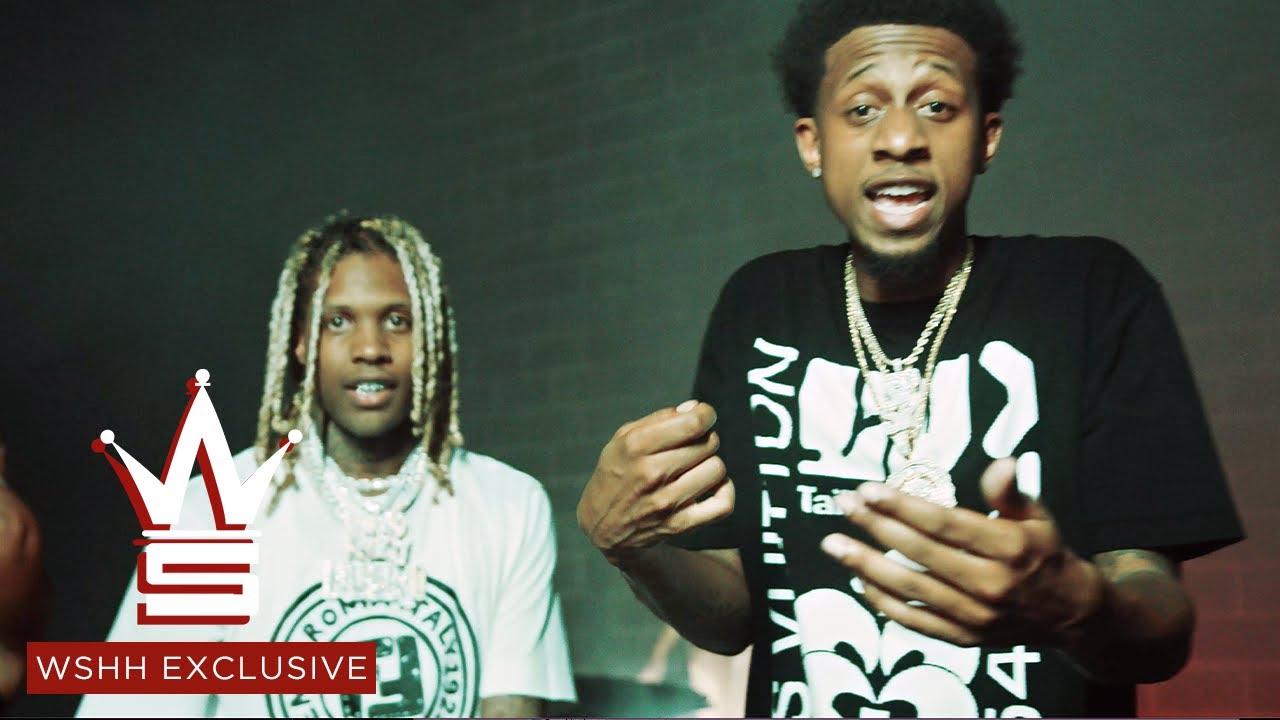 "MoneyMu & Lil Durk - ""EAT Remix"" (Official Music Video - WSHH Exclusive)"