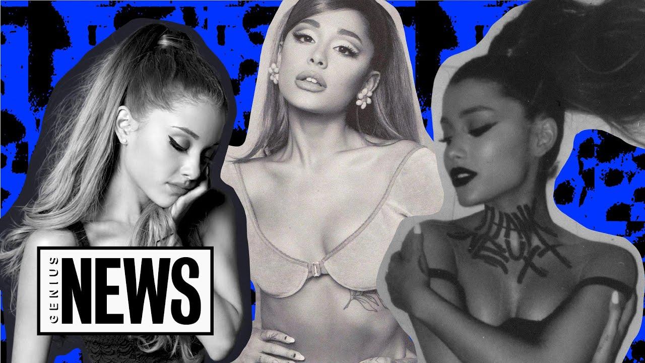 'My Everything' to 'Positions': The Evolution of Ariana Grande's Lyrics   Genius News