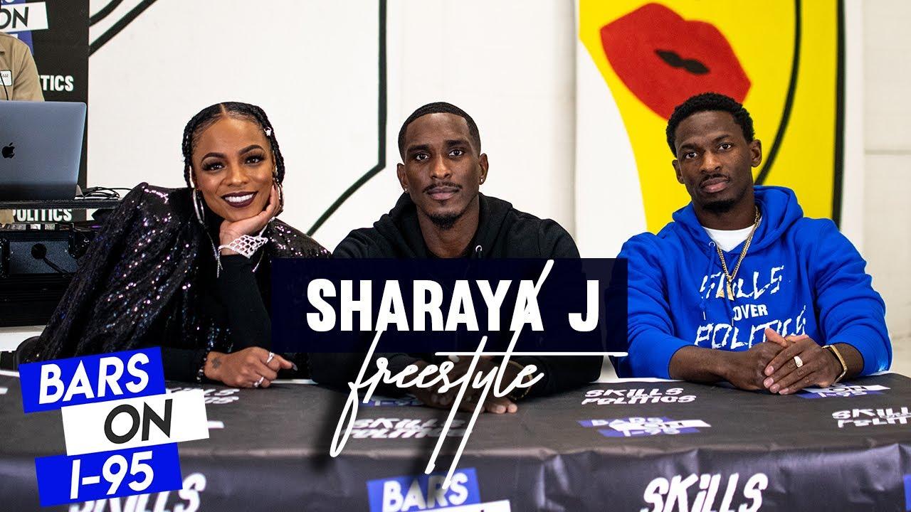 Sharaya J Bars On I-95 Freestyle