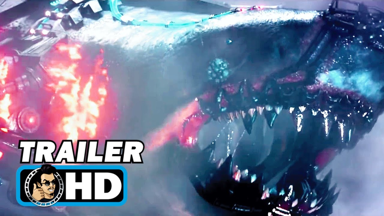 SKY SHARKS Trailer #2 (2020) Flying Nazi Shark Zombie Sci-Fi Movie
