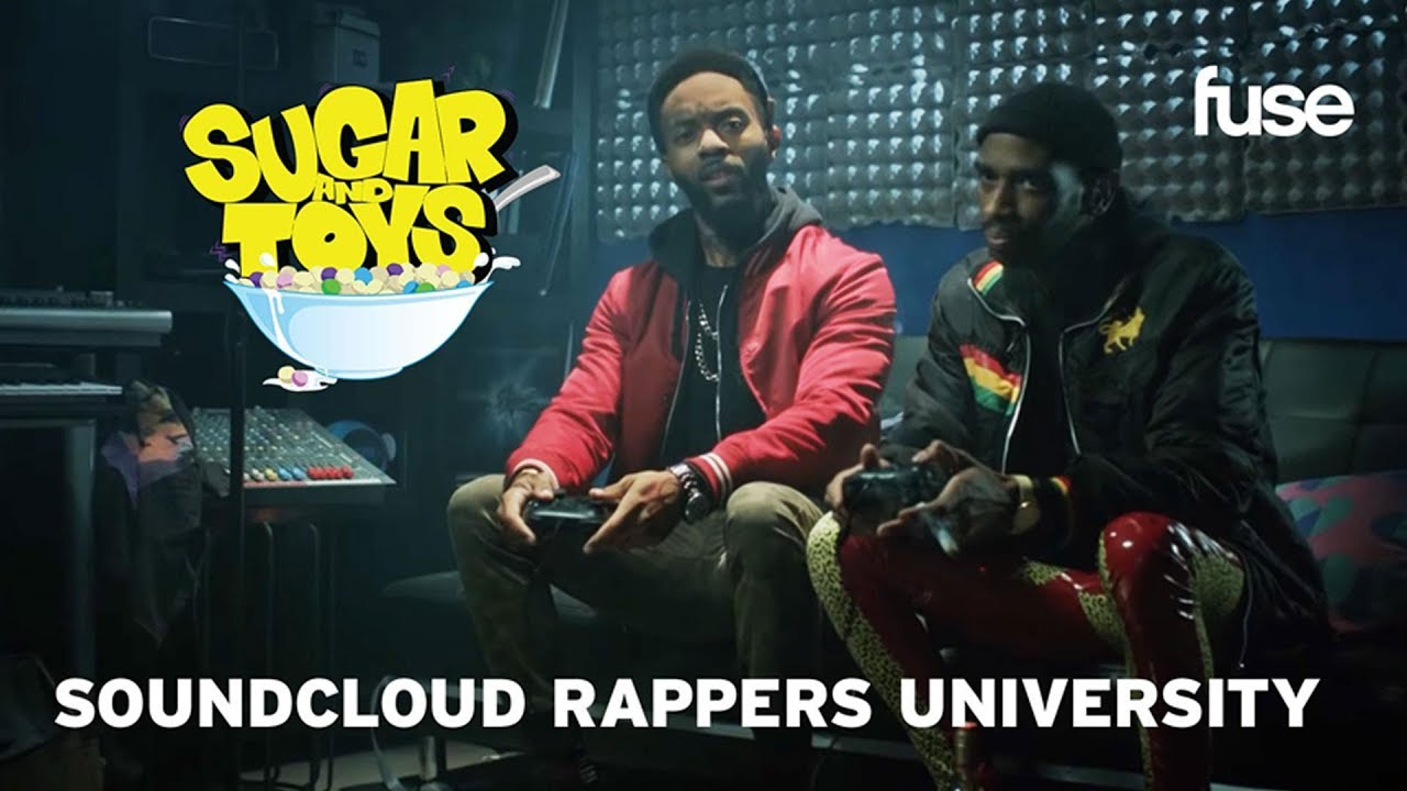 Soundcloud Rappers University   Sugar and Toys: Behind the Bowl   Fuse